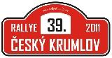 Rallye Český Krumlov 2011